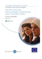 Case study on Polish development assistance